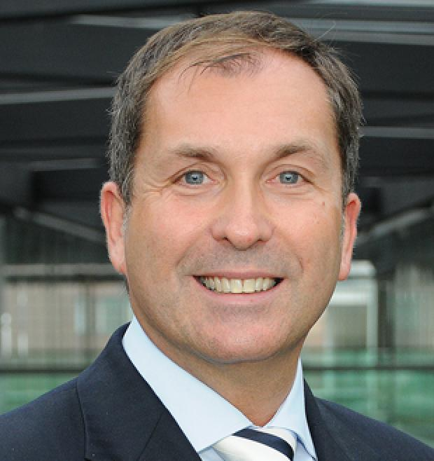 New head of Croydon's Economic Development Company Antony Kildare